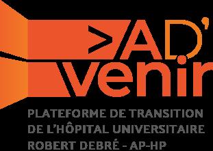Advenir - Plateforme de transission de l'Hôpital Robert Debré